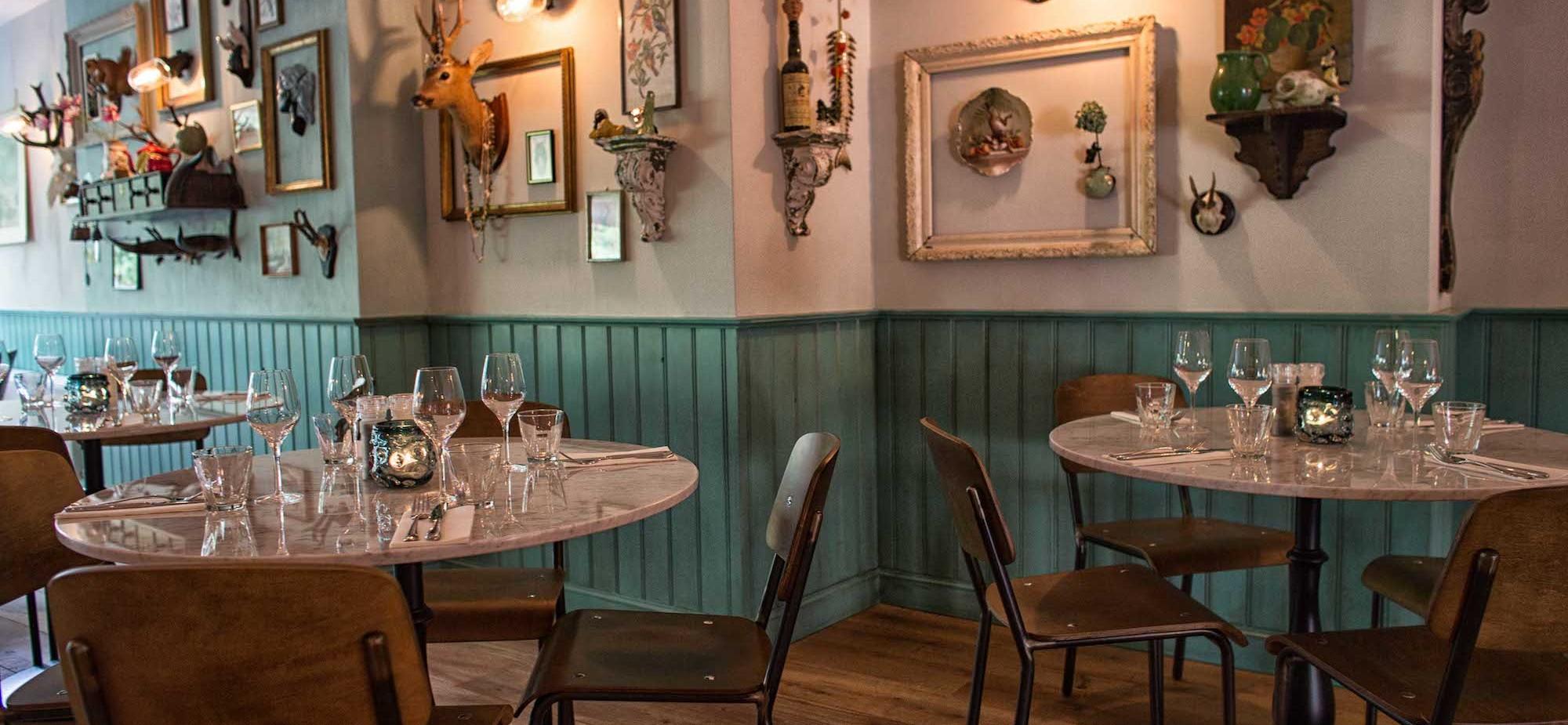 Restaurant RAAK Utrecht